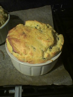 French Cuisine: Seafood Souffle