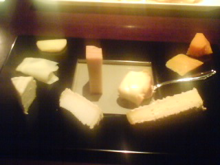 Cheese Plate at Gentil (1)