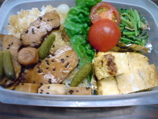 Today's Lunch Box/Bento (49)