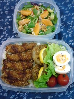 Today's Lunch Box/Bento ('09/19)