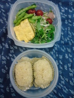 Today's Lunch Box/Bento ('09/22)