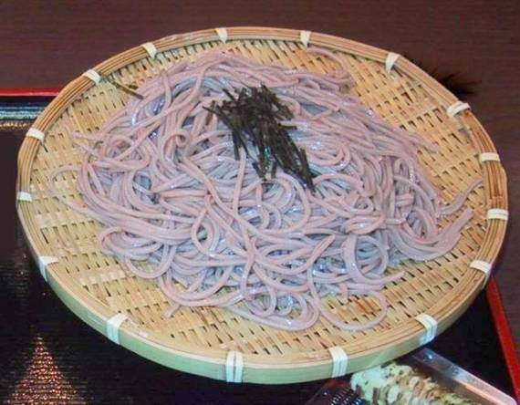Japanese Gastronomy: Soba-The Basic Recipe (Buckwheat Noodles)