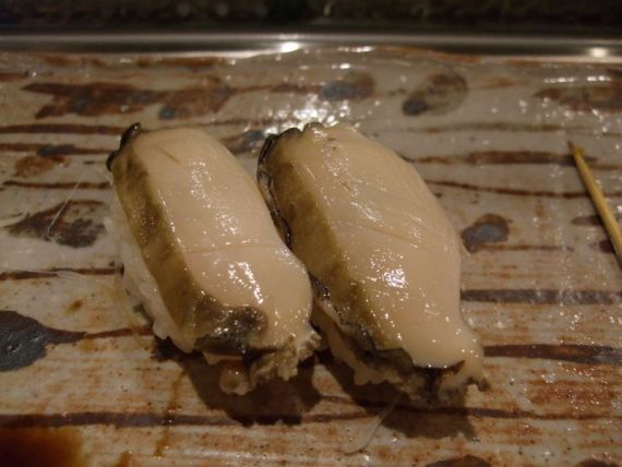 Japanese Shellfish Species 1: Abalone-Awabi-鮑