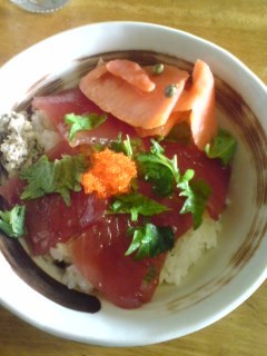 Sushi & Sashimi: The Basics 4/3: Sushi Presentations-Donburi (Amended & Updated)