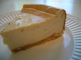 Japanese Cheese Cake (7): Baked Tofu Cheese Cake