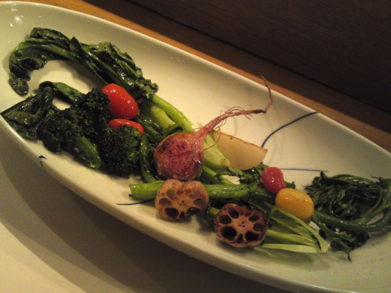 Shizuoka Agricultural Products: Italian-style Vegetables at Aquavite!