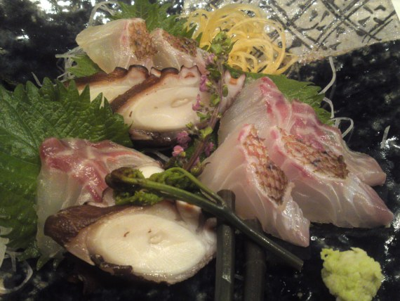 Japanese Izakaya: Shizuoka Local Products at Bu Ichi!