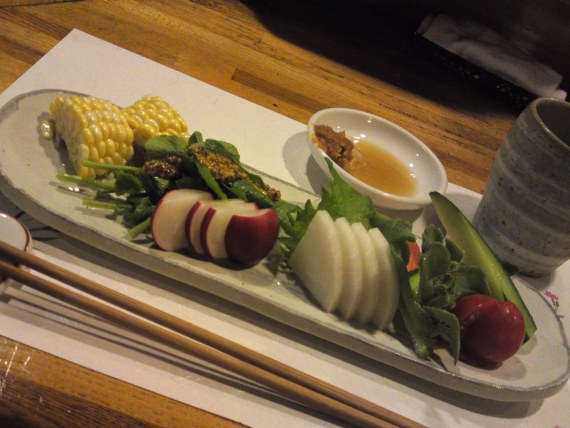 Vegan Feast with Shizuoka Products at Yasaitei!