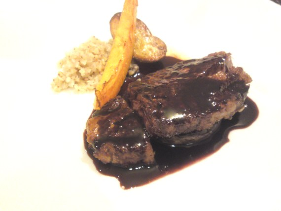 French Gastronomy: Suruga Beef at Pissenlit in Shizuoka City!