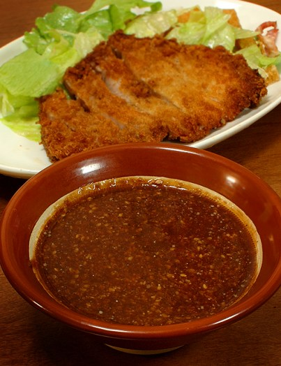 Tonkatsu Sauce: The Basic recipe