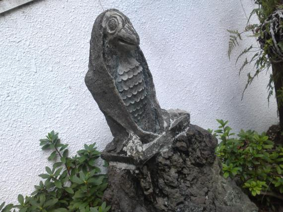 Weird Japan (9): Crow or Kappa?