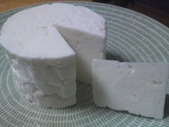 Cheese: Queso Fresco made by Jean Sabedora Garcia in Shizuoka City, Japan!