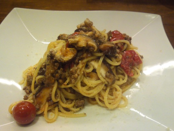 Italian Gastronomy: Lunch at Il Castagno (June 2012) in Shizuoka City!