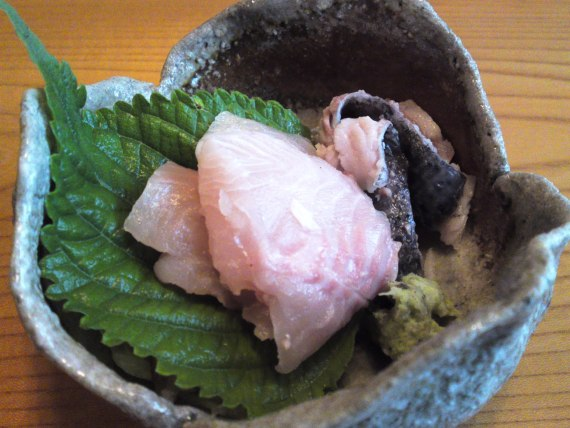 Japanese Restaurant: Rainbow Trout & Iwana Trout at Kagetsu in Fujinomiya City!