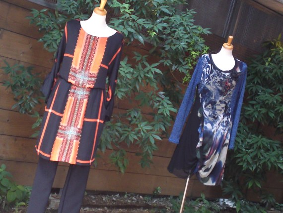 Japanese Ladies Fashion in Shizuoka 47: Ethnic for the Fall and Early Winter!