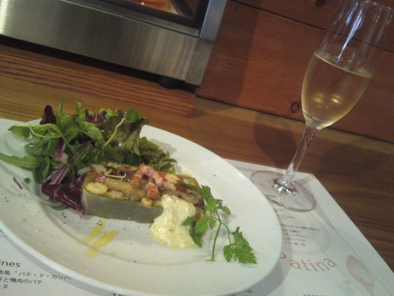 French Bistro Gastronomy: Terrines, Savouries and Cakes at Patina in Shizuoka City!