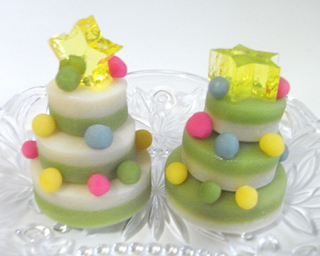 Vegan Christmas Cakes & New Year Confectionery: Japanese Wagashi!