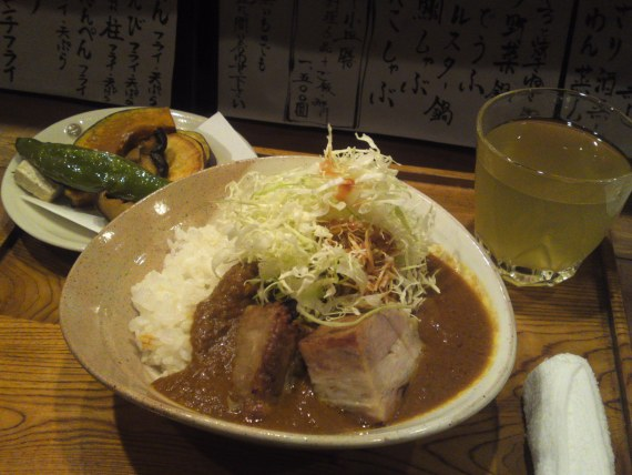Japanese-style Curry in Shizuoka City: Two more at Kohaku!
