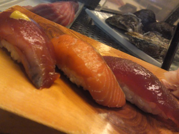 Sushi Design by Chef Kenta Birukawa at Sushi Ko in Shizuoka City: The Other Tidbits!