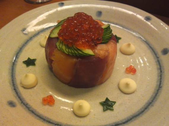 Sushi Restaurant: Dinner at Sushi Ko (Spring 2013) in Shizuoka City!