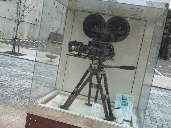 Cinema Museum: Shichi Bura Cinema Street in Shizuoka City!
