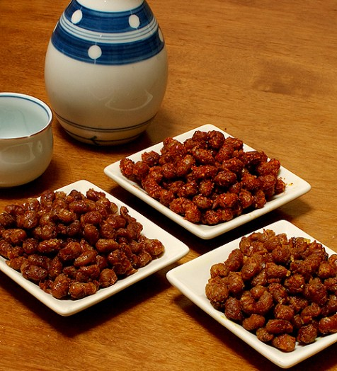 Vegan Japanese Recipe: Iri Natto/Parched Natto