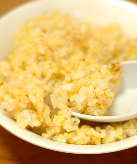Japanese Rice Recipe: Tamago Chahan-Egg Fried Rice