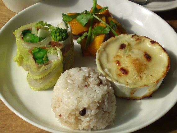 Healthy Gastronomy: Vegetable Sommelier Lunch at ICN cafe in Shizuoka City!