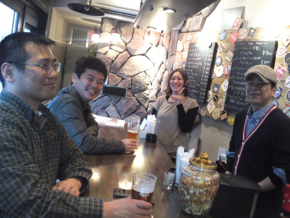AOI BEER STAND: Latest News of Forthcoming Brewery in Shizuoka City-Aoi Beer Brewery (February 10th, 2014)!