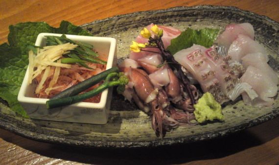 Japanese Gastronomy: Early Spring Dinner at Uzu (2014) in Shizuoka City!
