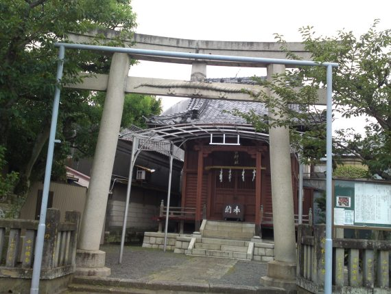 Nishinomiya Shrine (西宮神社) & Masa Ichi Inari Shrine (正一位稲荷神社) in Shimizu Ku, Shizuoka City!