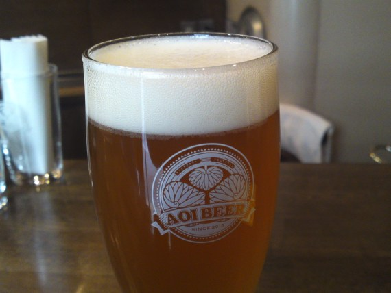 Tochigi Prefecture Craft Beer Tasting: Ushitora Brewery-Semi Double IPA