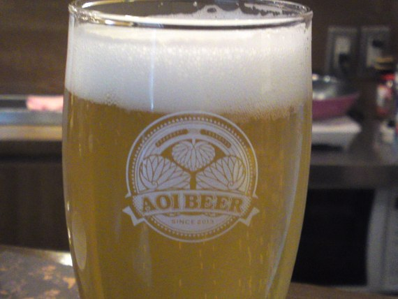 Tochigi Beer Tasting: Ushitora Brewery-Hey! Pineapple