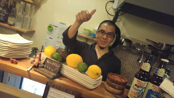 Peruvian Cuisine and Cheese at Fiesta Garcia Beer Bar & Restaurant in Shizuoka City!
